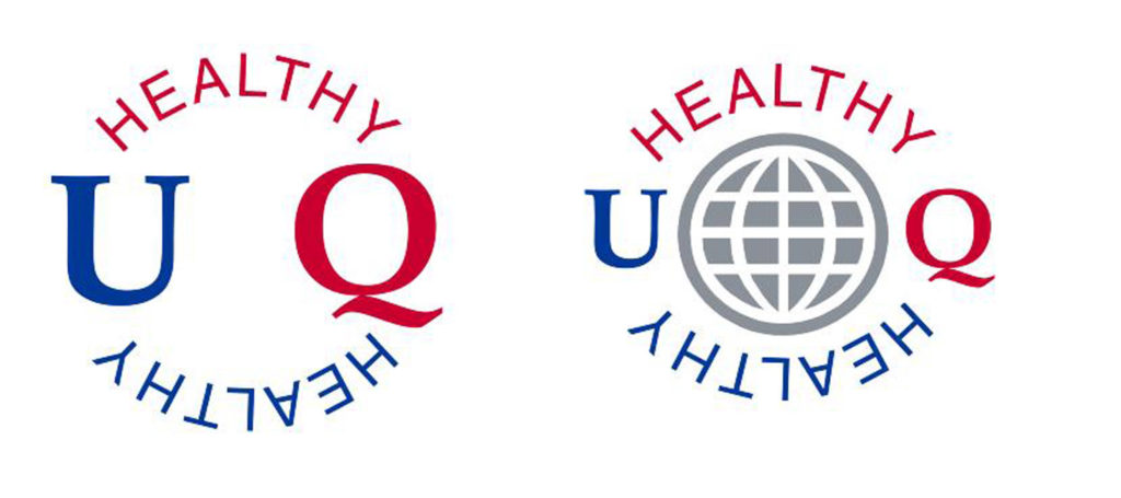 Healthy-UQ-logos